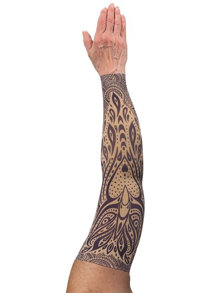 lymphedema sleeve measurement lymphedema sleeves with patterns